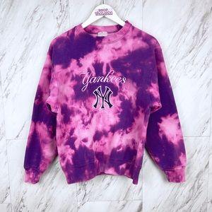 Vintage New York Yankees Crew Neck Sweatshirt